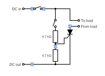 thyristor wiring